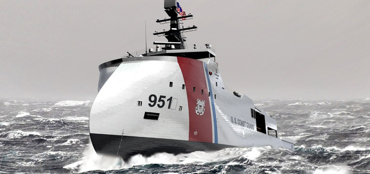 The newest of the U.S. Coast Guard fleet. (read about it)