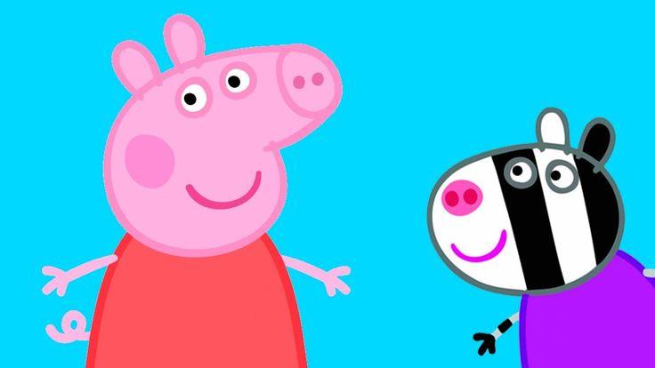 Свинка Пеппа Мультик Для Детей  у Пеппы появилась новая подруга  Peppa Pig