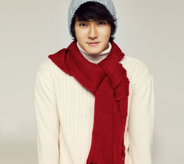 Siwon having the winter look :  Choi Siwon  Pinterest