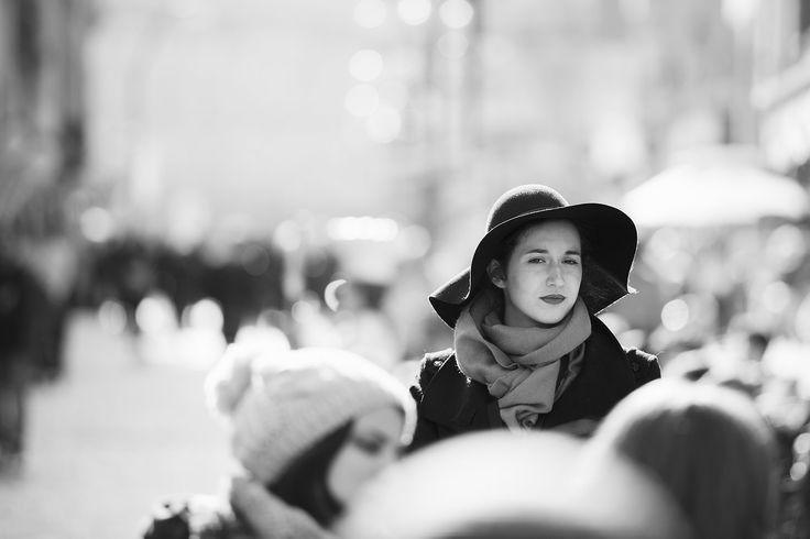 Elegant lady (street photography) | by Lukas Krasa