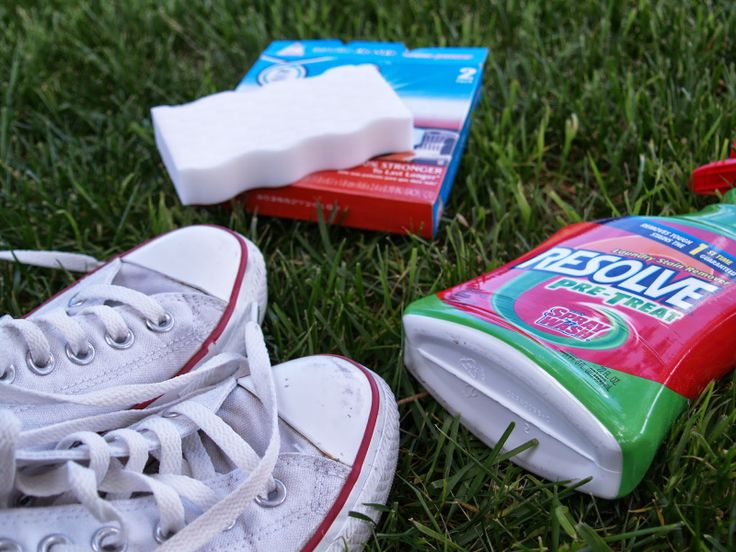 How to Keep Your Converse Shoes White and Looking New