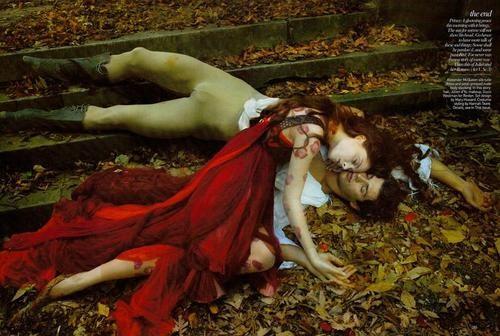 Grace Coddington - another fairytale