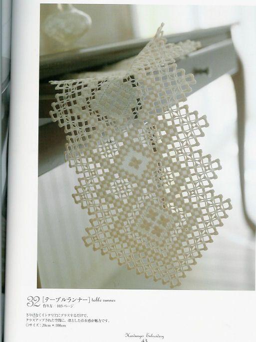 Gallery.ru / Фото #37 - Hardanger Embroidery(япония) - Orlanda