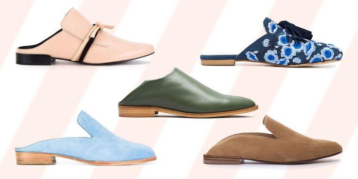 Si te estas preguntando ¿que es un mule? La respuesta es, son esas sandalias favoritas de tu abuela. Fueron muy usadas en los 2000 y este año regresan mejoradas. La diferencia entre los mules y otros tipos de zapatos es que estos, son destalonados, por lo que brindan mucha comodidad. #mules #shoes #trend #trendy