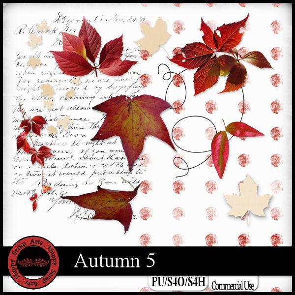 Autumn 5 elements
