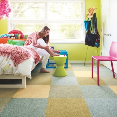 I want to try this flooring in Clara's Room.