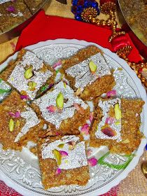 How to make Urad Dal Dry Fruit Mithai | Majun - Winter Special Sweet Recipe |  Urad Dal Mithai | White Lentil and Dry Fruit Halwa ...