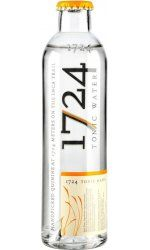 1724 Tonic Water is premium quality tonic water designed to meet the demand for high quality cocktails and to accompany super-premium spirits. The name of the brand is derived from the quinine used which is hand-picked at 1,724 metres above sea lev...