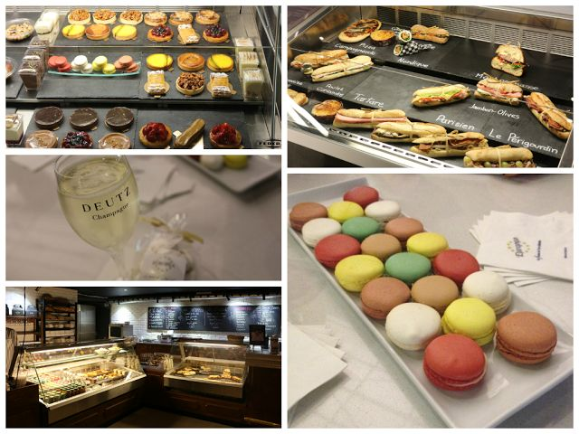 kiki's B.F.F: Taste MTL [Montreal Press Trip], with MTL Food Tours at the Europea café in the Grévin Museum!