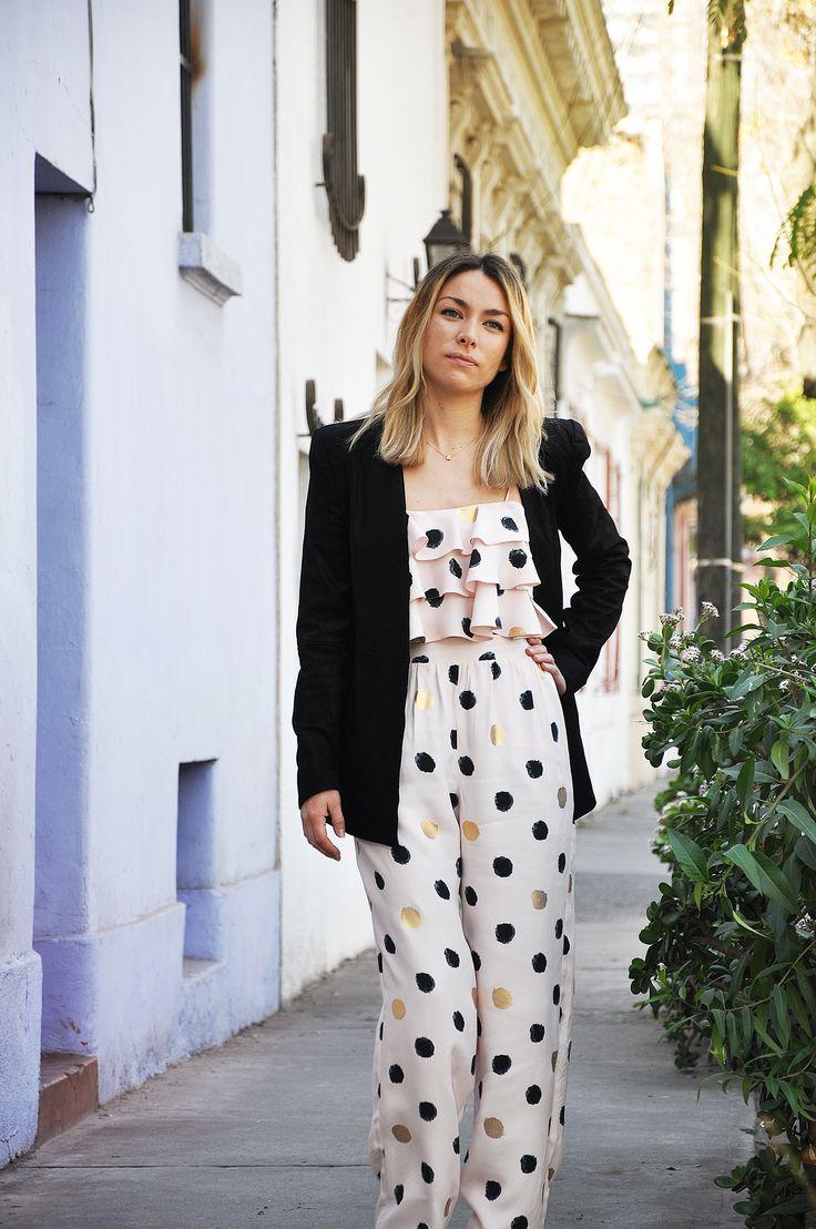 #lapetiteduchesse #style #fashion #streetstyle #twopiece #mango #hm #croptop #leather #santiago #chile #hmchile