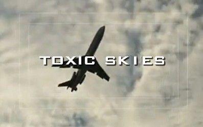 """Tanker Enemy - STOP CHEMTRAILS!: """"Toxic skies"""": il film che denuncia l'infame operazione """"scie chimiche"""""""