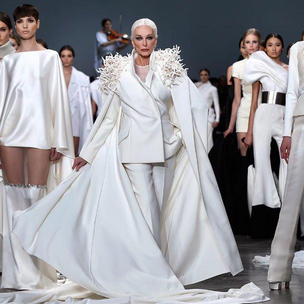 Las últimas tendencias en moda y toda la información sobre las pasarelas internacionales   Moda   hola.com