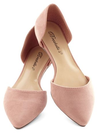 Zapatos de mujer - Womens Shoes - cute flats http://rstyle.me/n/fqs9cr9te