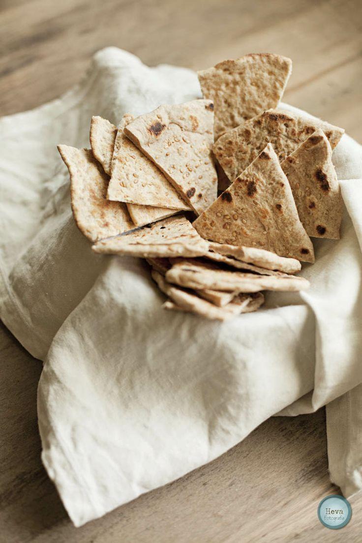 Tarjeta d embarque: El día que quise hacer pan lavash