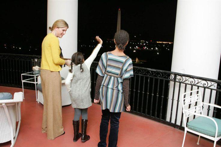 ジョージ・W・ブッシュもバラク・オバマも、大統領の任期は8年。家族がホワイトハウスで過ごした期間も8年。