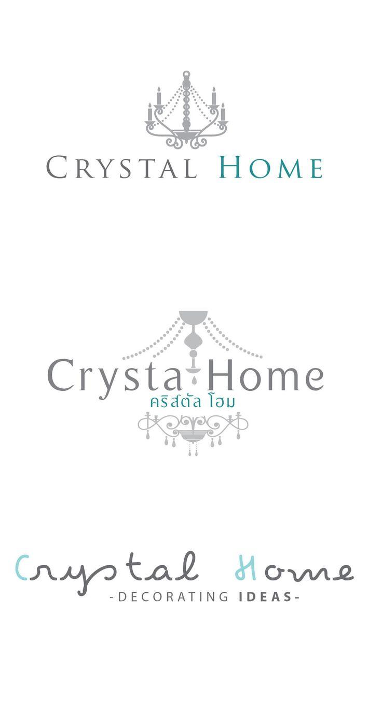 -DECORATING IDEAS-Crystal Home LOGO