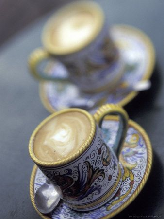 Karvan Coffee, Blend #1: Italian Mugs, Coffee Italian, Cafe ️Coffee, Espresso Drinks, Karvan Coffee, Coffee Cafe, Coffee Cups