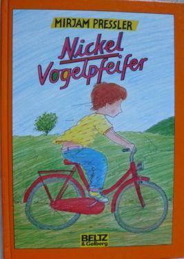 Nickel Vogelpfeifer von Mirjam Pressler /geb. Buch in Bad Nenndorf