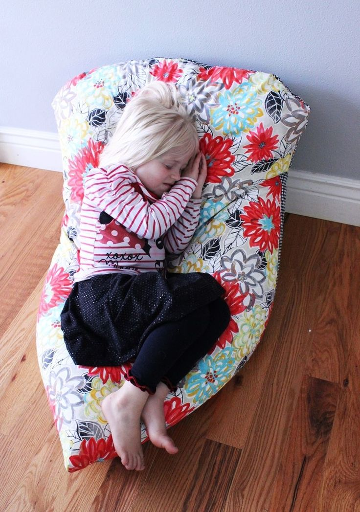 best 25 kids bean bag chairs ideas on pinterest kids bean bags diy bean bag 30 minutes and m. Black Bedroom Furniture Sets. Home Design Ideas