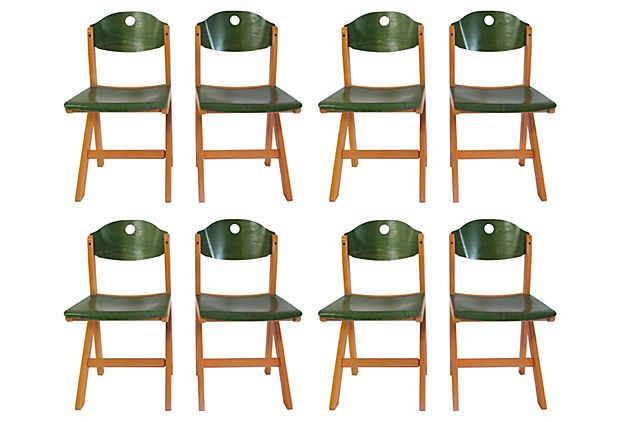 Chairs by Baumann, S/8 on OneKingsLane.com
