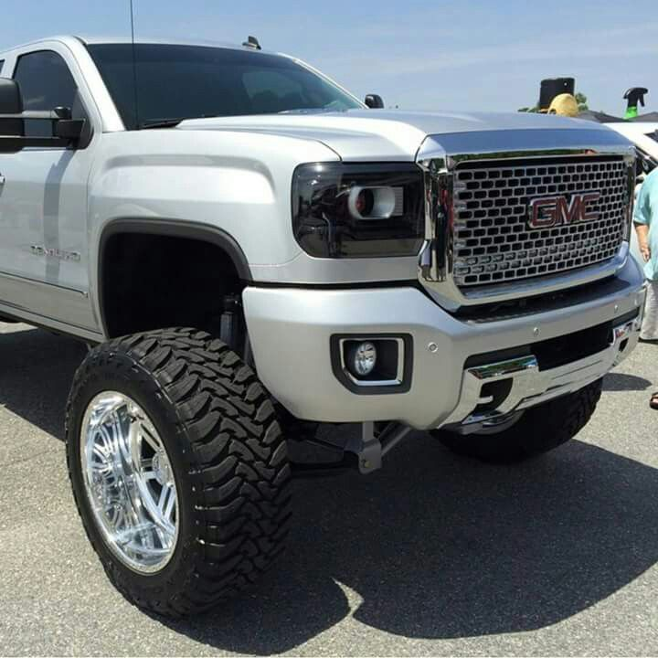 2015 gmc sierra 2500hd denali lifted lifted trucks that i would like to have pinterest. Black Bedroom Furniture Sets. Home Design Ideas