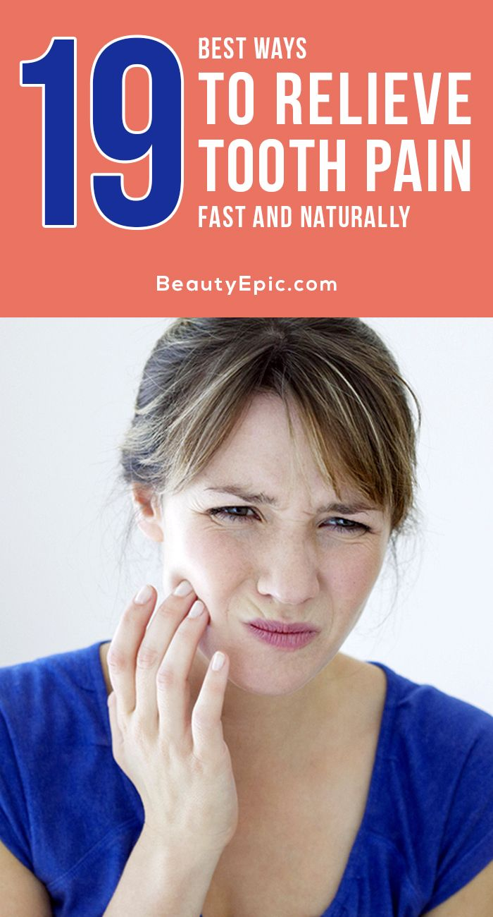 19 Best Ways to Relieve Tooth Pain Fast and Naturally