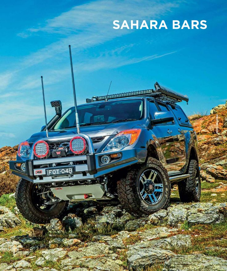 ARB 4x4 Accessories - ARB Product Catalogue - 2015 - Page 18-19