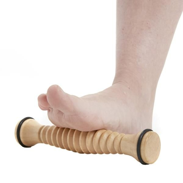 Did you know that the feet have the highest concentration of nerve endings in the body? The Foot Roller Massager activates pressure points releasing healing ene