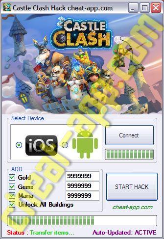 Castle clash hack http://cheat-app.com/castle-clash-hack-unlimited-gold/