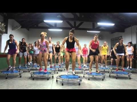 Tici Ribeiro Jump Fitness, Mix 41 Música 2 - YouTube