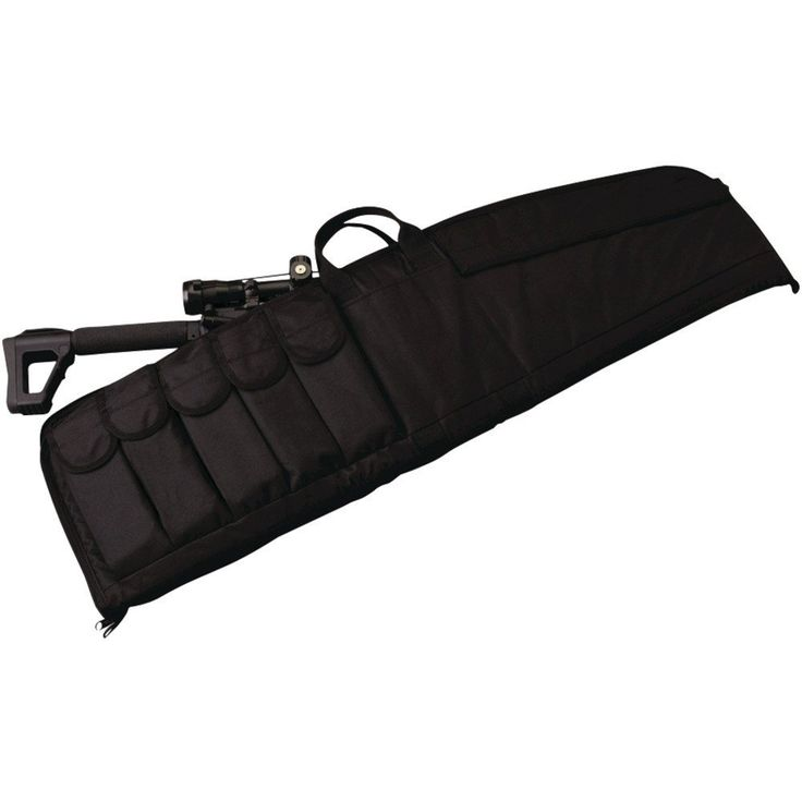"""Uncle Mikes Tactical Rifle Case (43"""" Large) – USMART NY"""