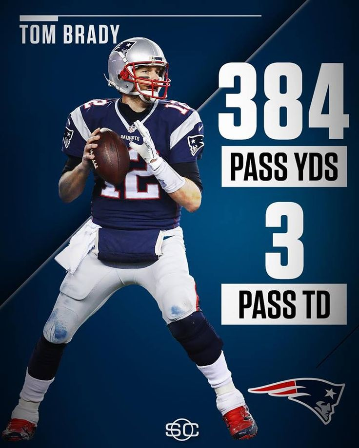 11th career 300-yard postseason game ✔️ Most Pass yds in a game in Patriots postseason history ✔️ 7 Super Bowl appearances ✔️