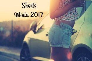 shorts moda 2017