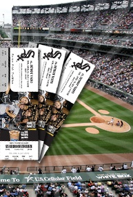 White Sox tickets! The #Dodgers play the White Sox this Father's day weekend! #letsgosox