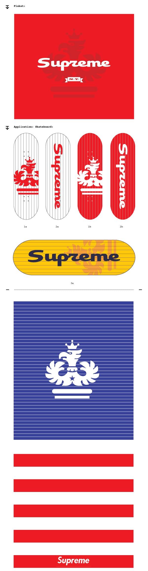 supreme skate id exploration Company logo, Tech company