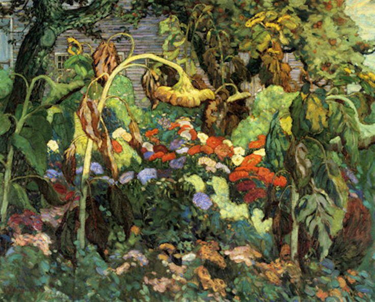 macDonald-j-e-h-The-Tangled-Garden.jpg (744×600)