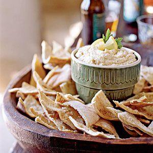 Traditional Hummus   MyRecipes.com