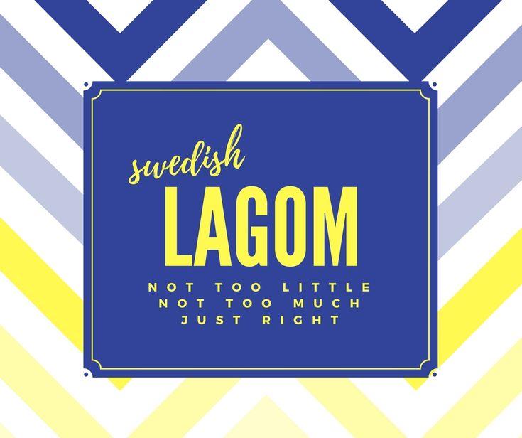 Mit tanulhatunk a svédektől? Lagom. /Design Soul Blog/