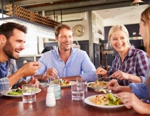 Tips to eat healthier at restaurants