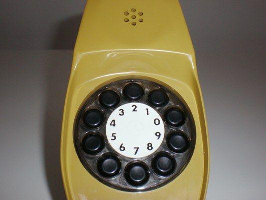 [Telefono Grillo - Zanuso - Siemens] - Spazio900 Modernariato