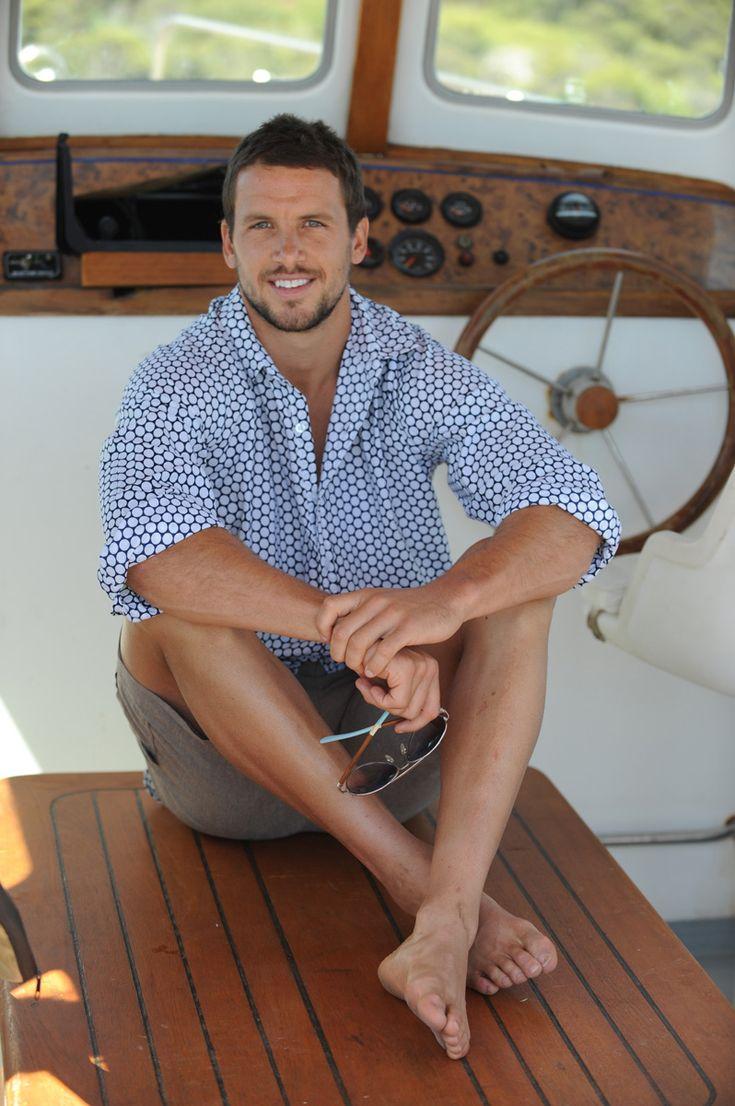Travis Boak for Holiday Men Summer 2015