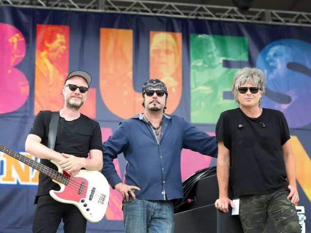 Photos: The Tea Party bolsters Bluesfest kickoff