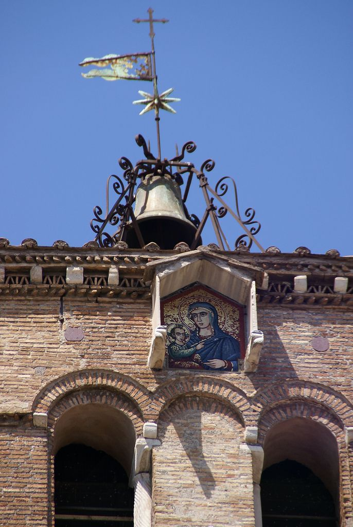 Церковь-Санта Мария ин Трастевере, Рим / Italy, Roma, Santa Maria Trastevere