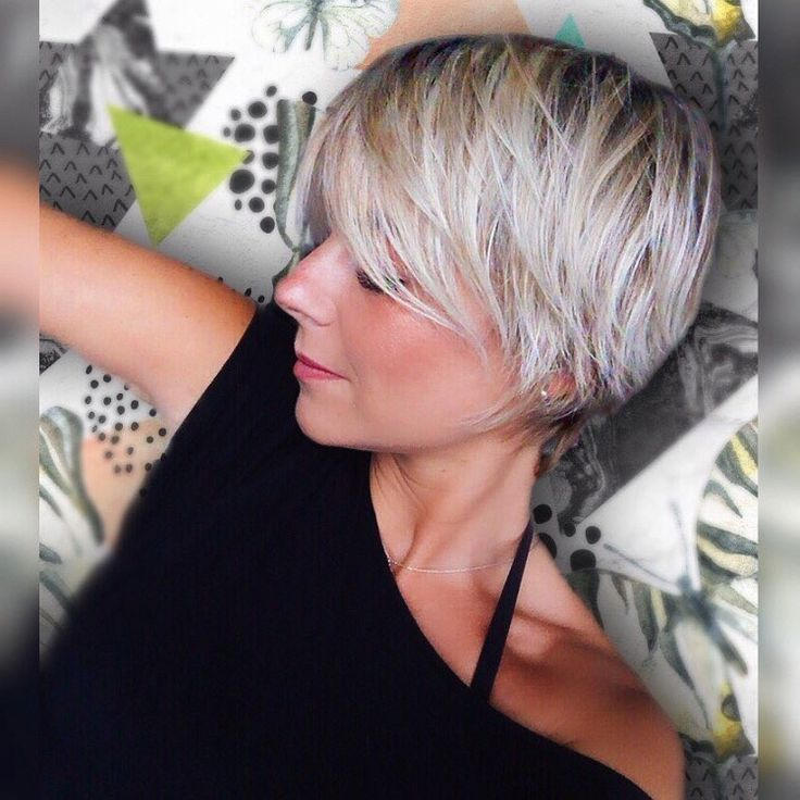 50 Messy Pixie Haircuts for Fine Hair - Short Pixie Cuts #bobhairstylesforfinehair