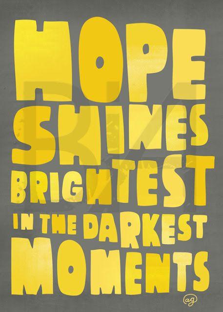 shine brightest