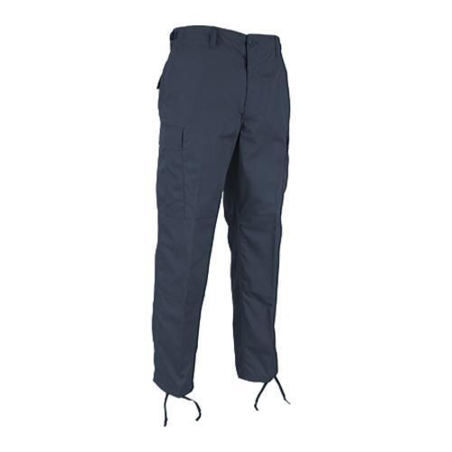 Genuine Gear BDU Trouser 65P/35C Long Lapd Navy