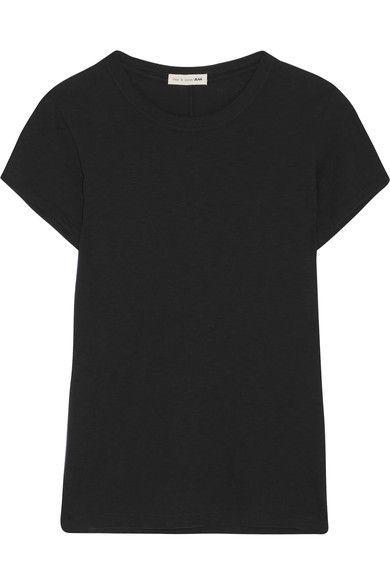 rag & bone | The Tee cotton-jersey T-shirt | NET-A-PORTER.COM