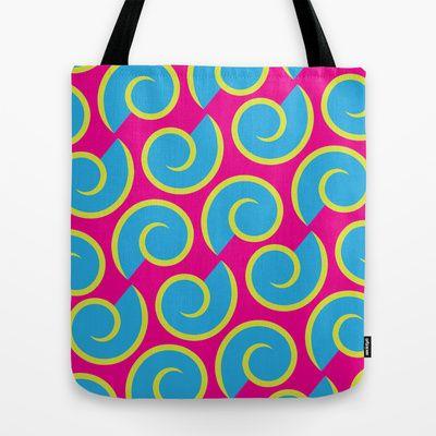 Pop Shell Tote Bag by Shu - $22.00