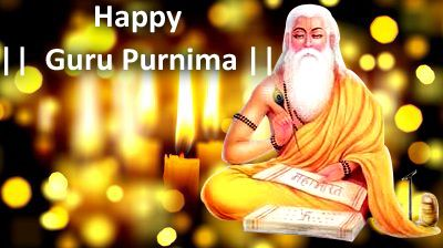 Guru Purnima - The day holds extreme significance for the Hindus as this is the day when they pay respect to their Gurus.