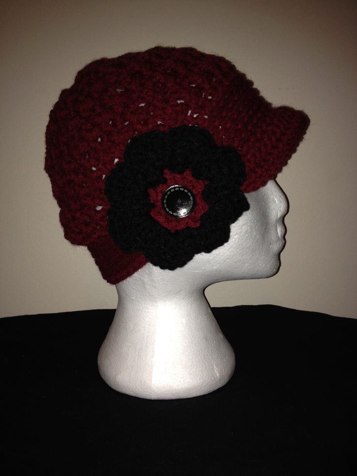 Glori-Jam hat found on: https://www.facebook.com/sistersofthehook